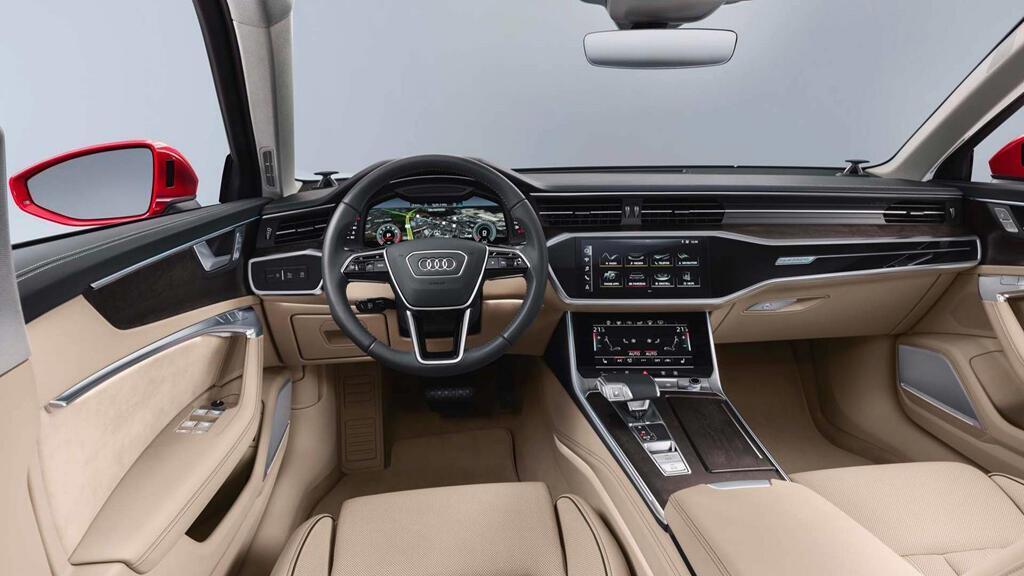 Audi A6 2019 chốt giá từ 59.000 USD - Hình 5