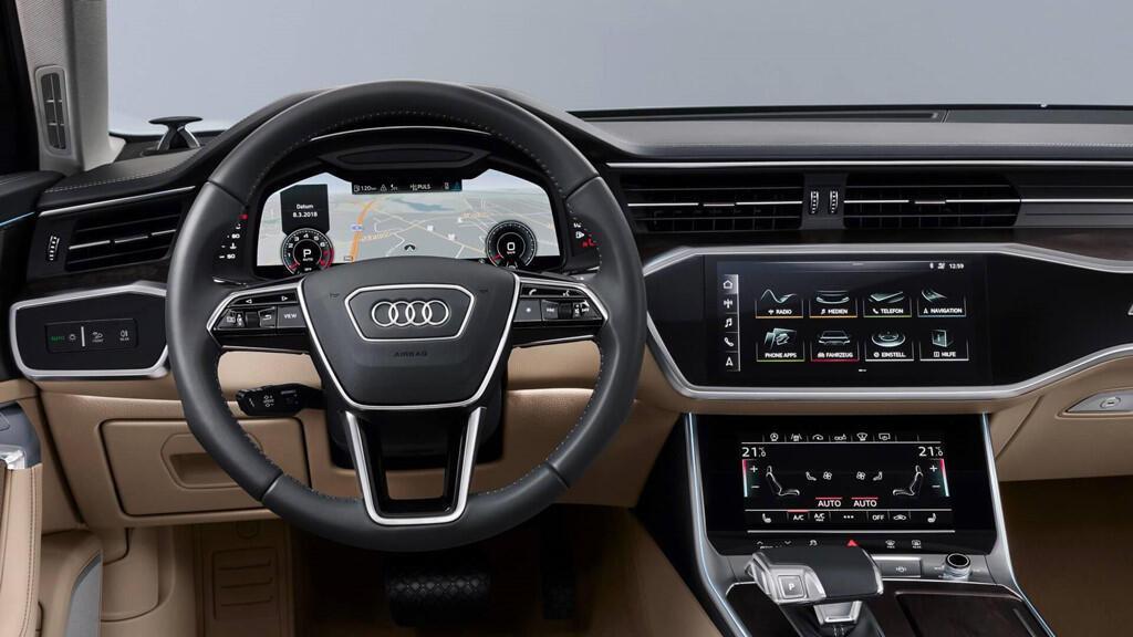 Audi A6 2019 chốt giá từ 59.000 USD - Hình 6