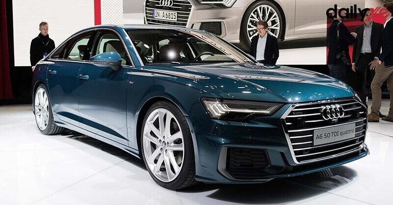 Tổng quan Audi A6