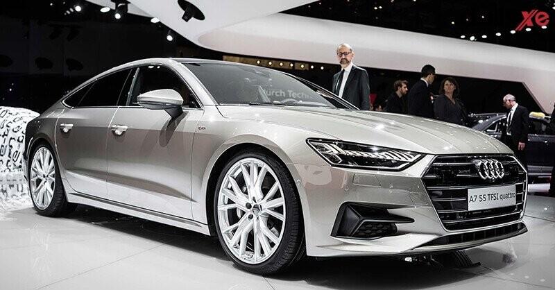 Tổng quan Audi A7