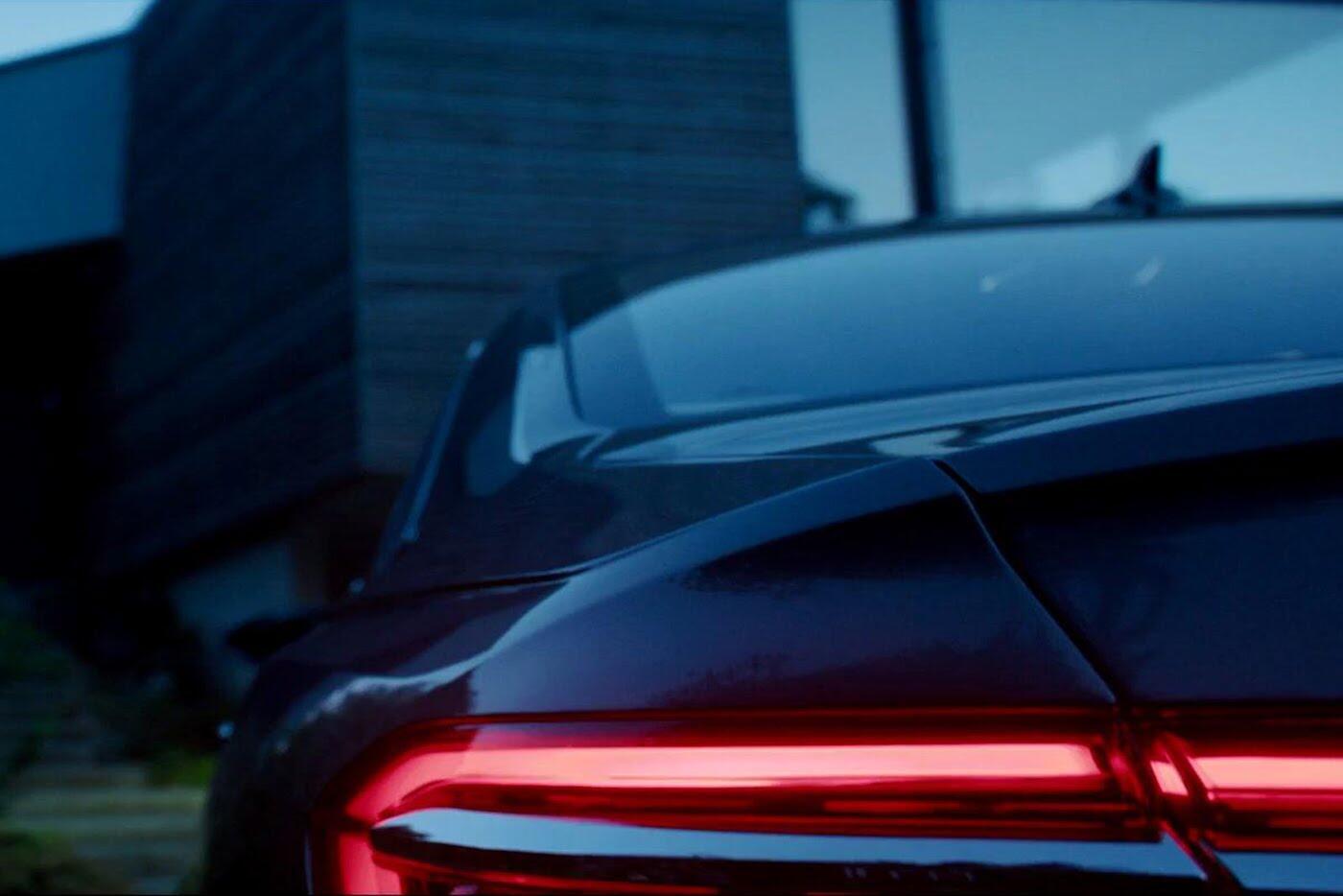 """Audi A8 2018 """"nhá hàng"""" trước ngày ra mắt - Hình 2"""