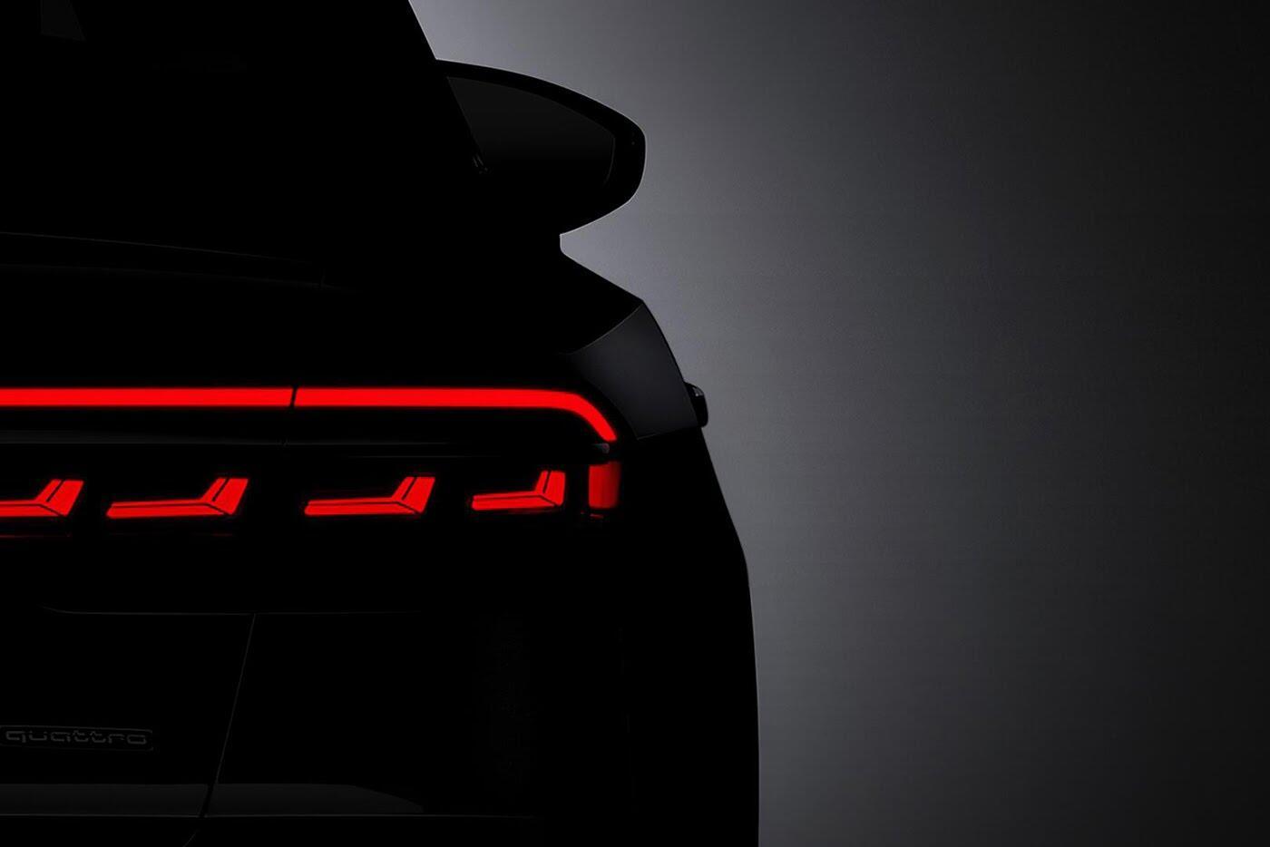 """Audi A8 2018 """"nhá hàng"""" trước ngày ra mắt - Hình 4"""