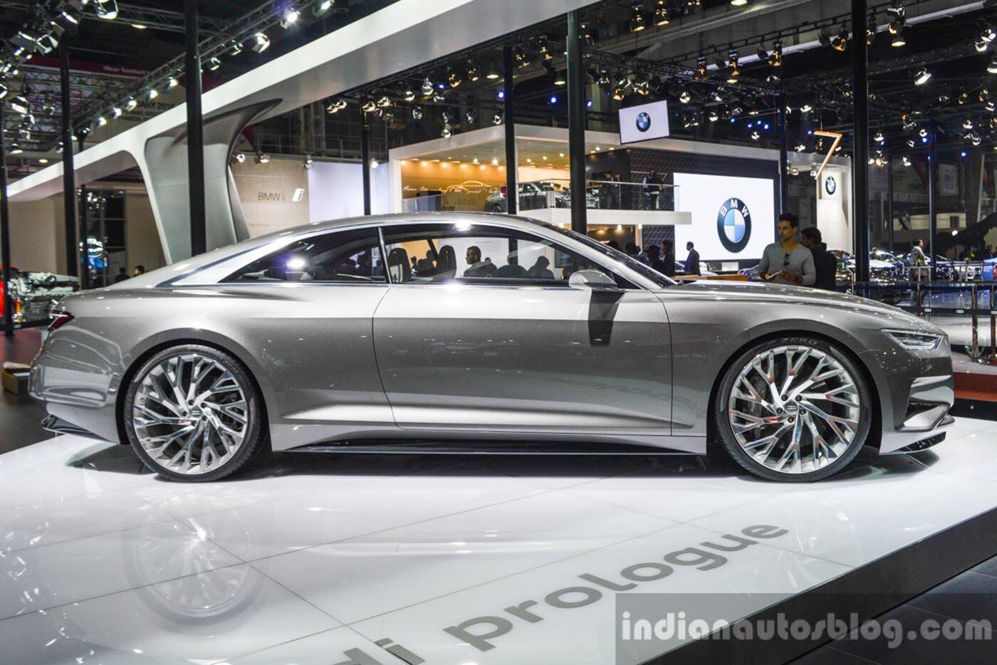 """Audi A8 2018 """"nhá hàng"""" trước ngày ra mắt - Hình 7"""