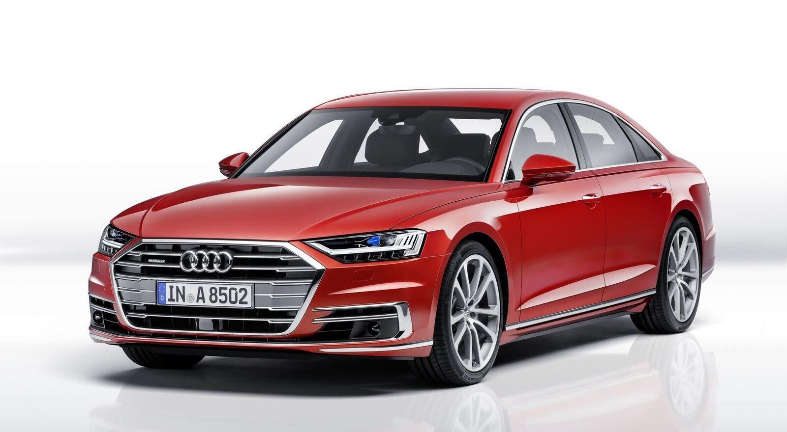 Audi A8 hoàn toàn mới chính thức ra mắt với đầy ắp công nghệ - Hình 1