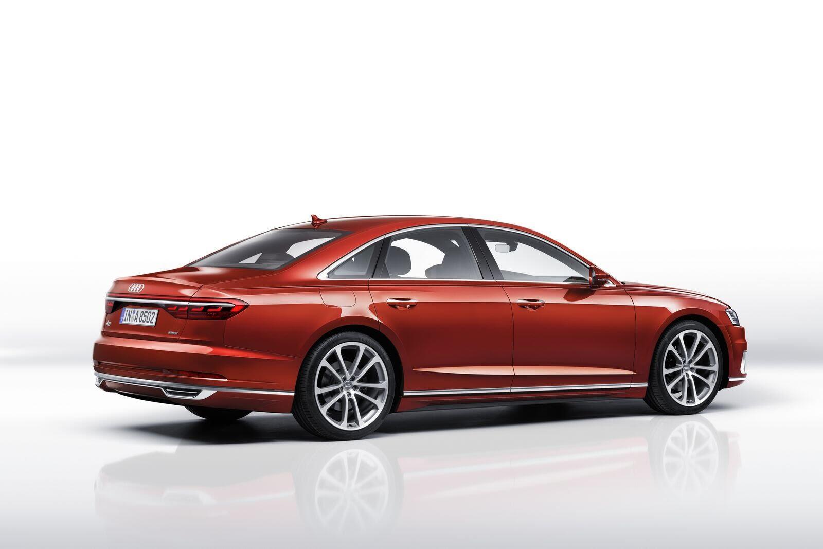 Audi A8 hoàn toàn mới chính thức ra mắt với đầy ắp công nghệ - Hình 2