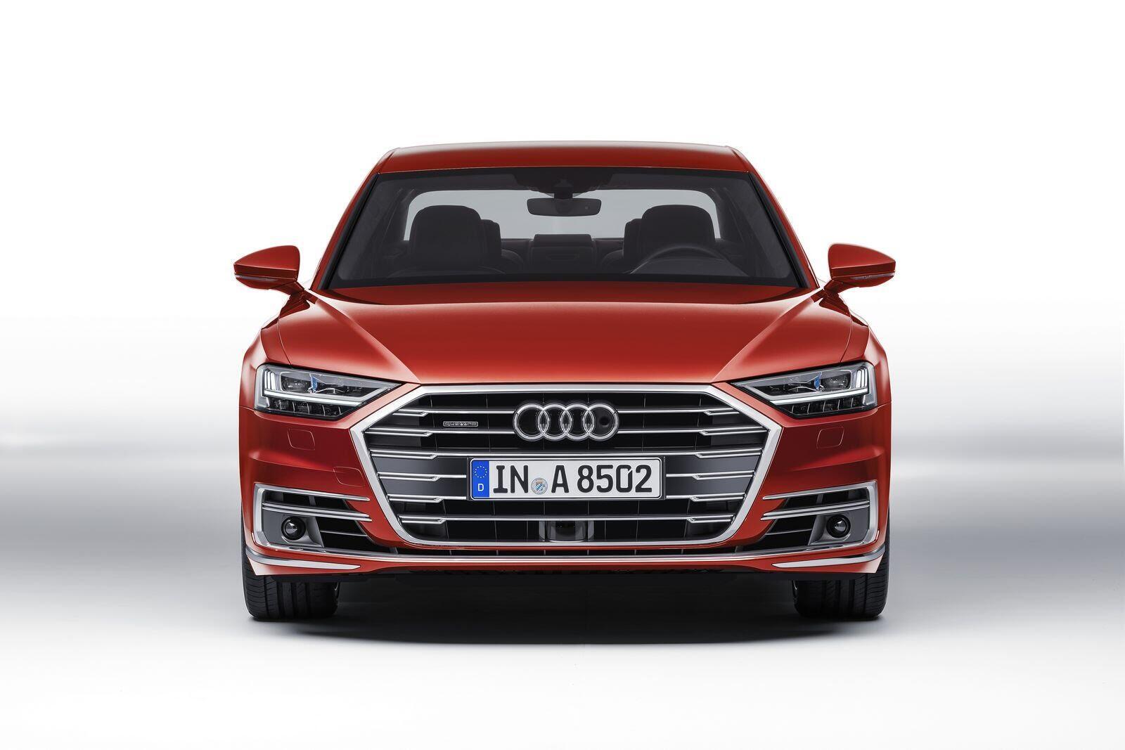 Audi A8 hoàn toàn mới chính thức ra mắt với đầy ắp công nghệ - Hình 3