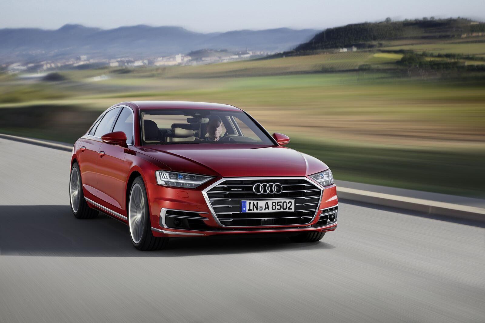 Audi A8 hoàn toàn mới chính thức ra mắt với đầy ắp công nghệ - Hình 4