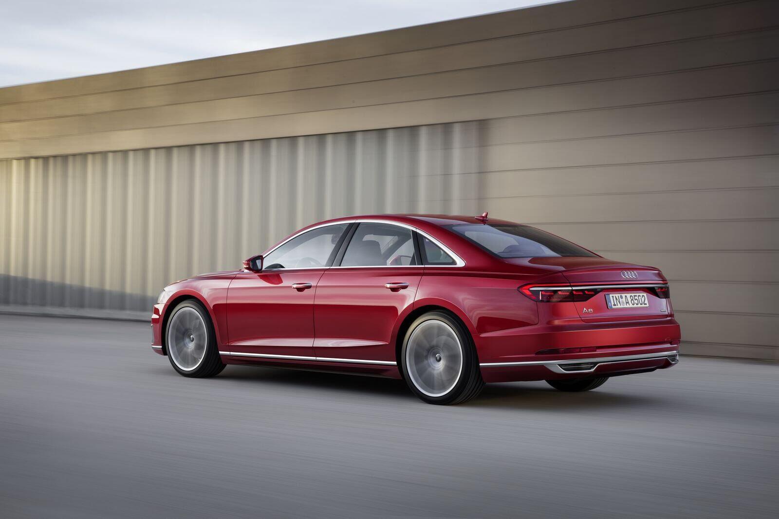 Audi A8 hoàn toàn mới chính thức ra mắt với đầy ắp công nghệ - Hình 5