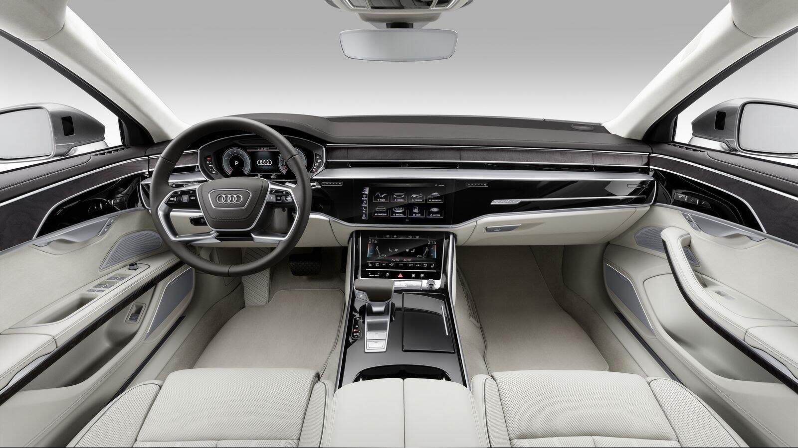 Audi A8 hoàn toàn mới chính thức ra mắt với đầy ắp công nghệ - Hình 6