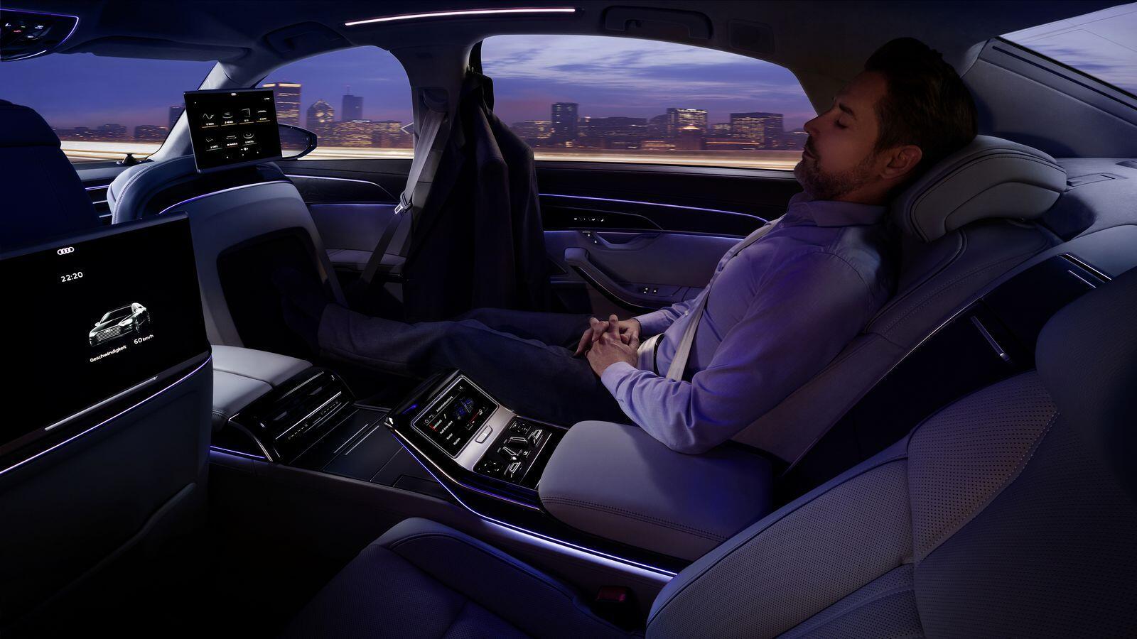 Audi A8 hoàn toàn mới chính thức ra mắt với đầy ắp công nghệ - Hình 8