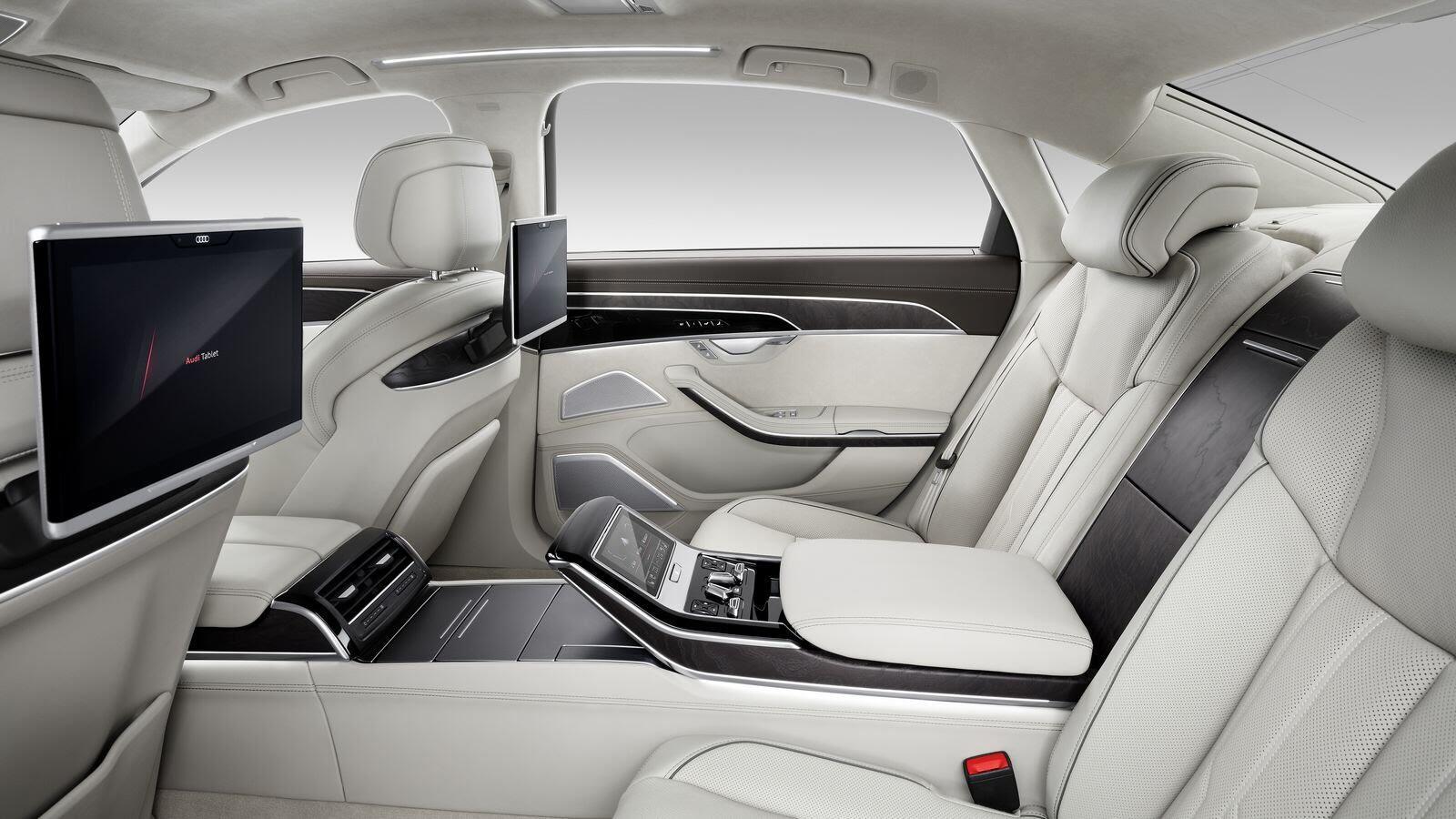 Audi A8 hoàn toàn mới chính thức ra mắt với đầy ắp công nghệ - Hình 9