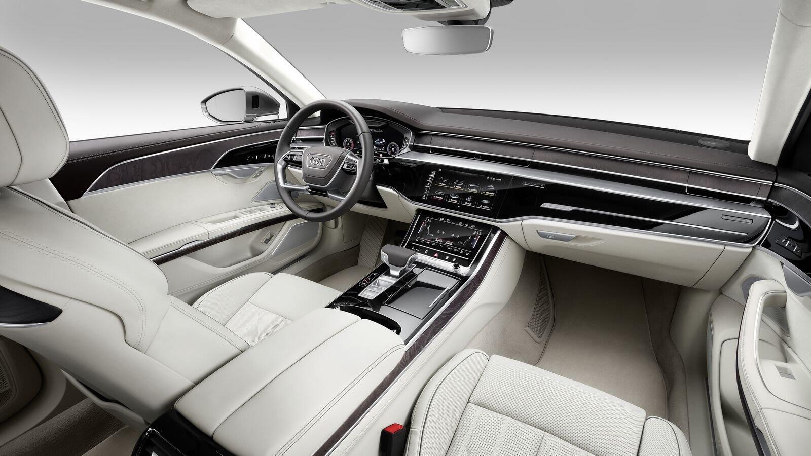 Audi A8 hoàn toàn mới chính thức ra mắt với đầy ắp công nghệ - Hình 10