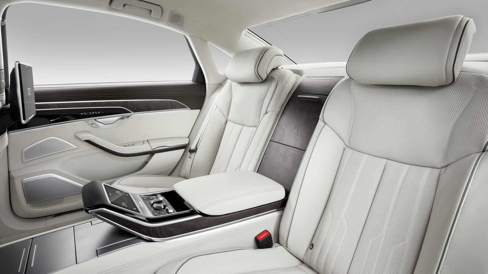 Audi A8 hoàn toàn mới chính thức ra mắt với đầy ắp công nghệ - Hình 11