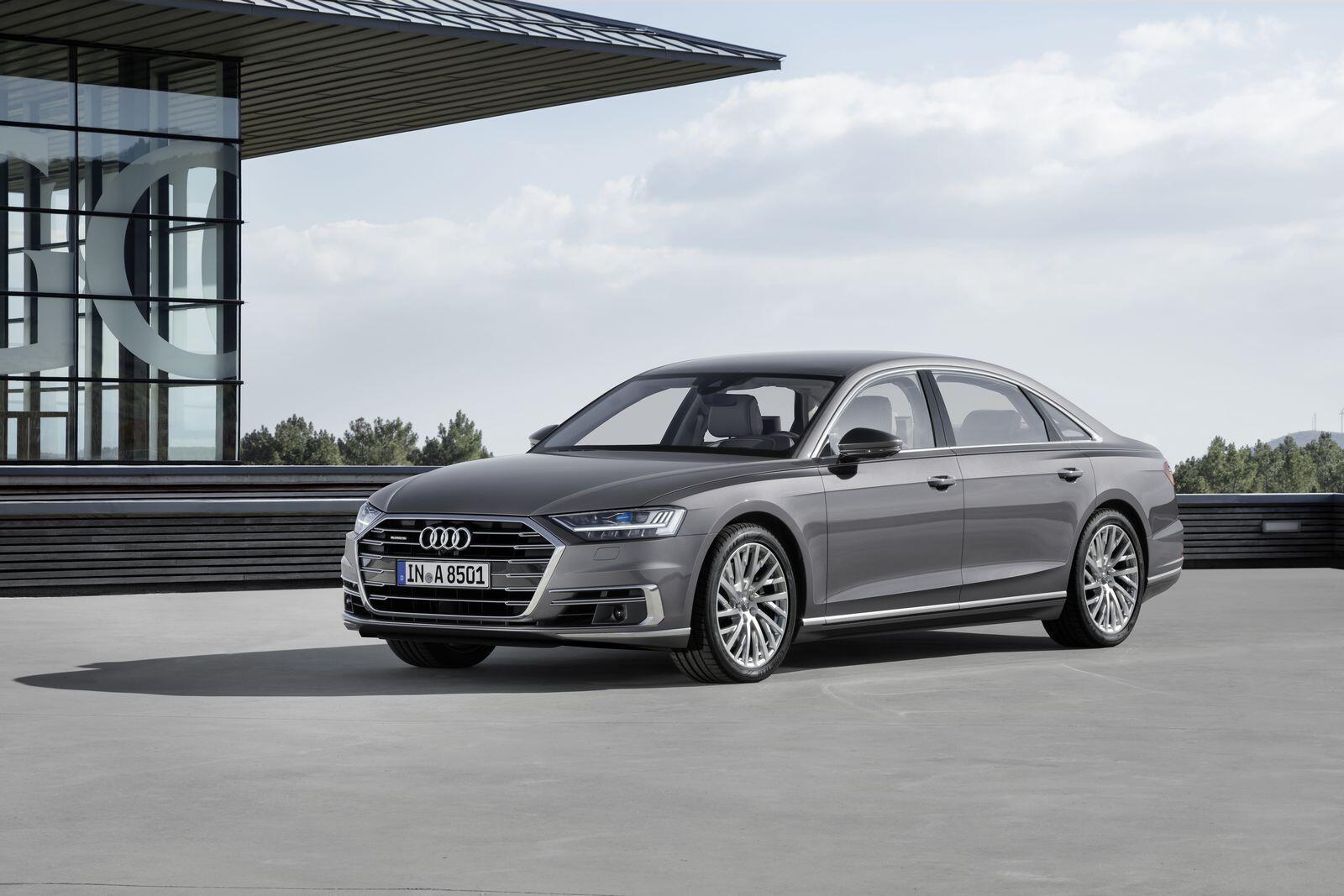 Audi A8 hoàn toàn mới chính thức ra mắt với đầy ắp công nghệ - Hình 12