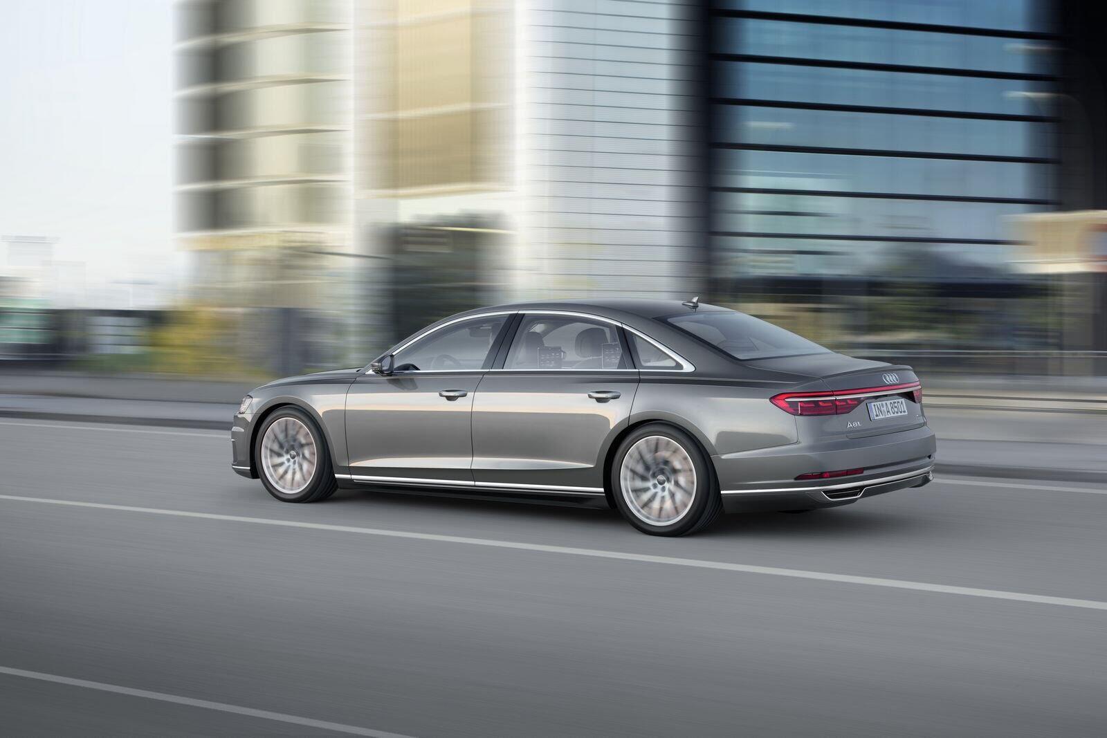 Audi A8 hoàn toàn mới chính thức ra mắt với đầy ắp công nghệ - Hình 14