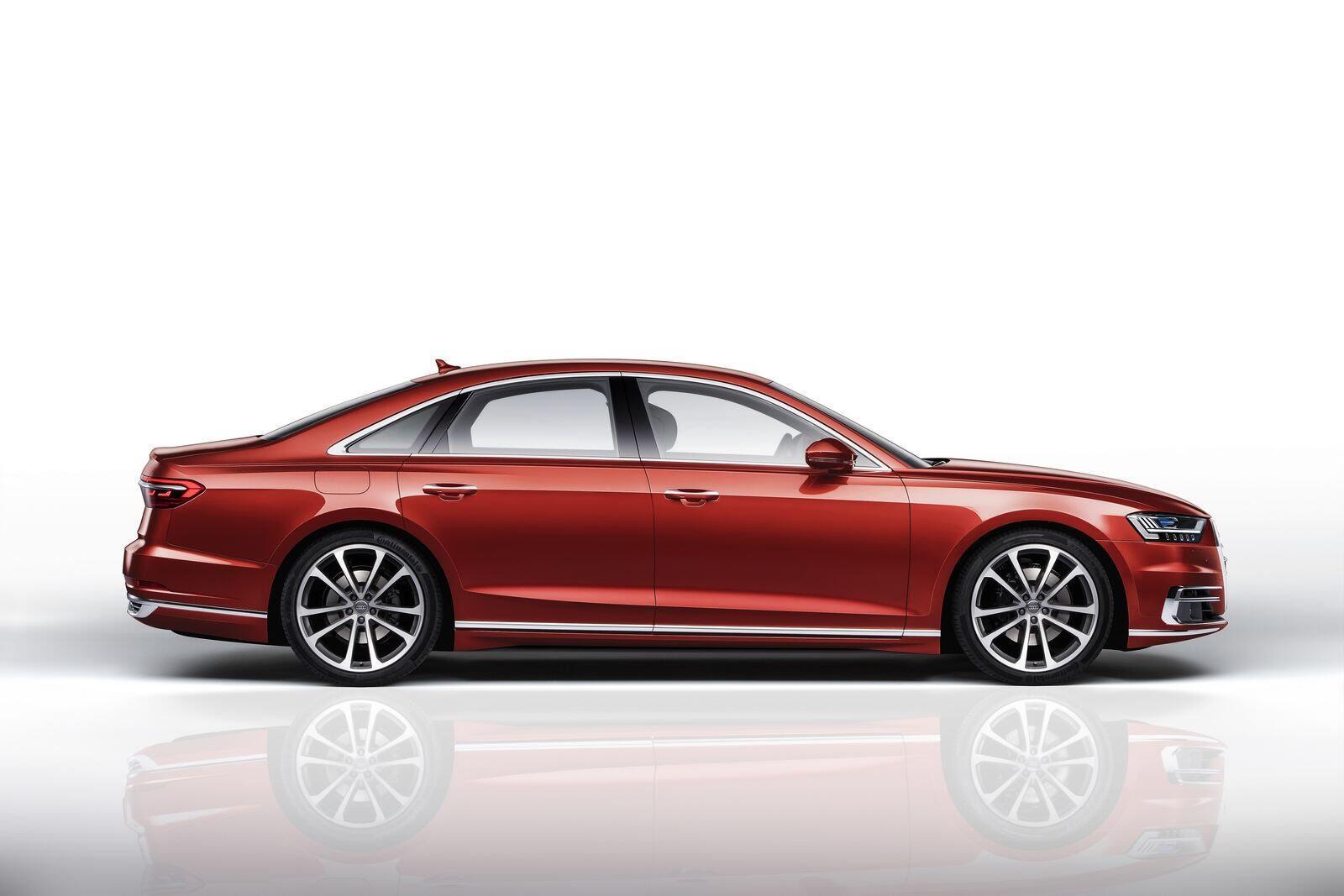 Audi A8 hoàn toàn mới chính thức ra mắt với đầy ắp công nghệ - Hình 17