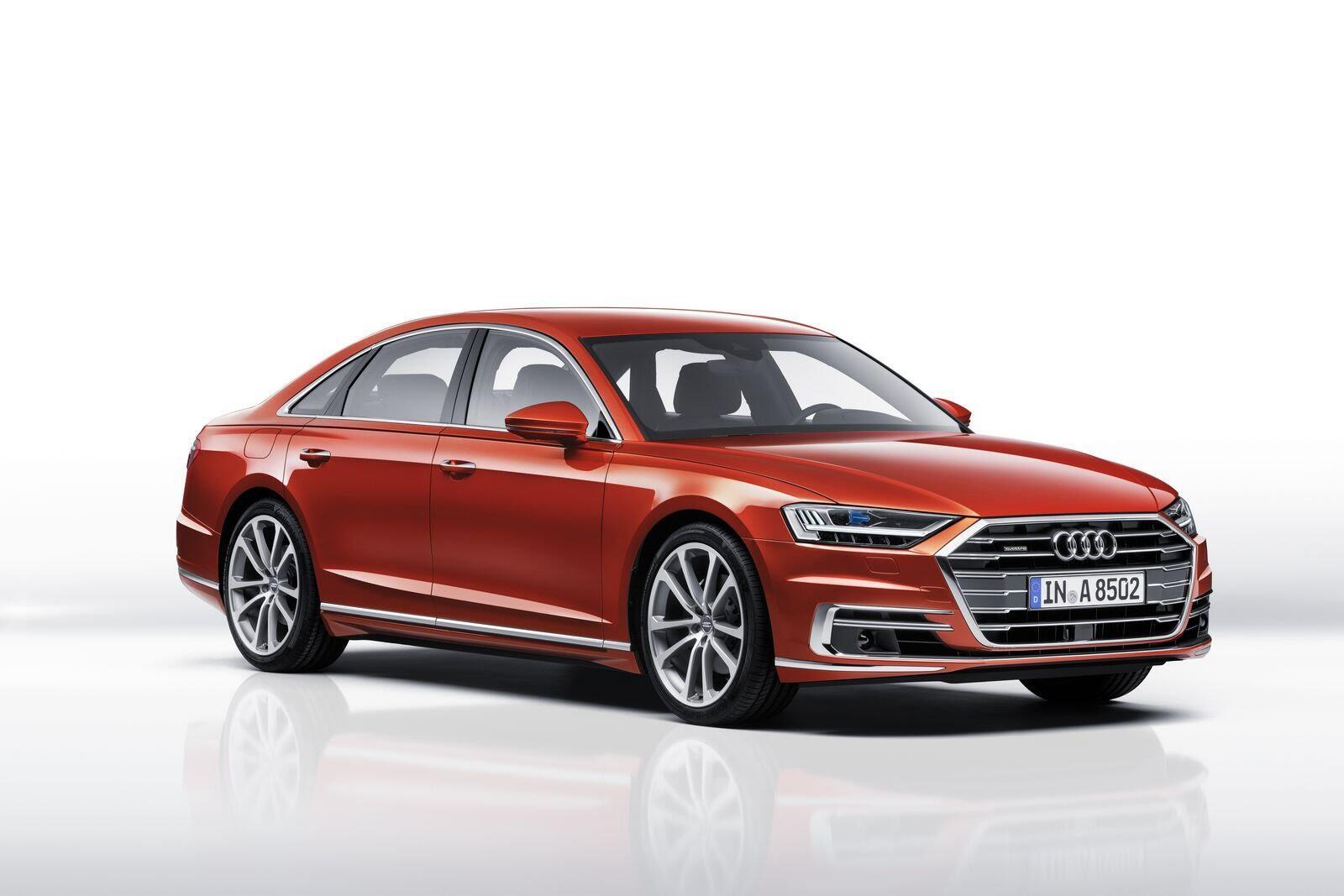 Audi A8 hoàn toàn mới chính thức ra mắt với đầy ắp công nghệ - Hình 18