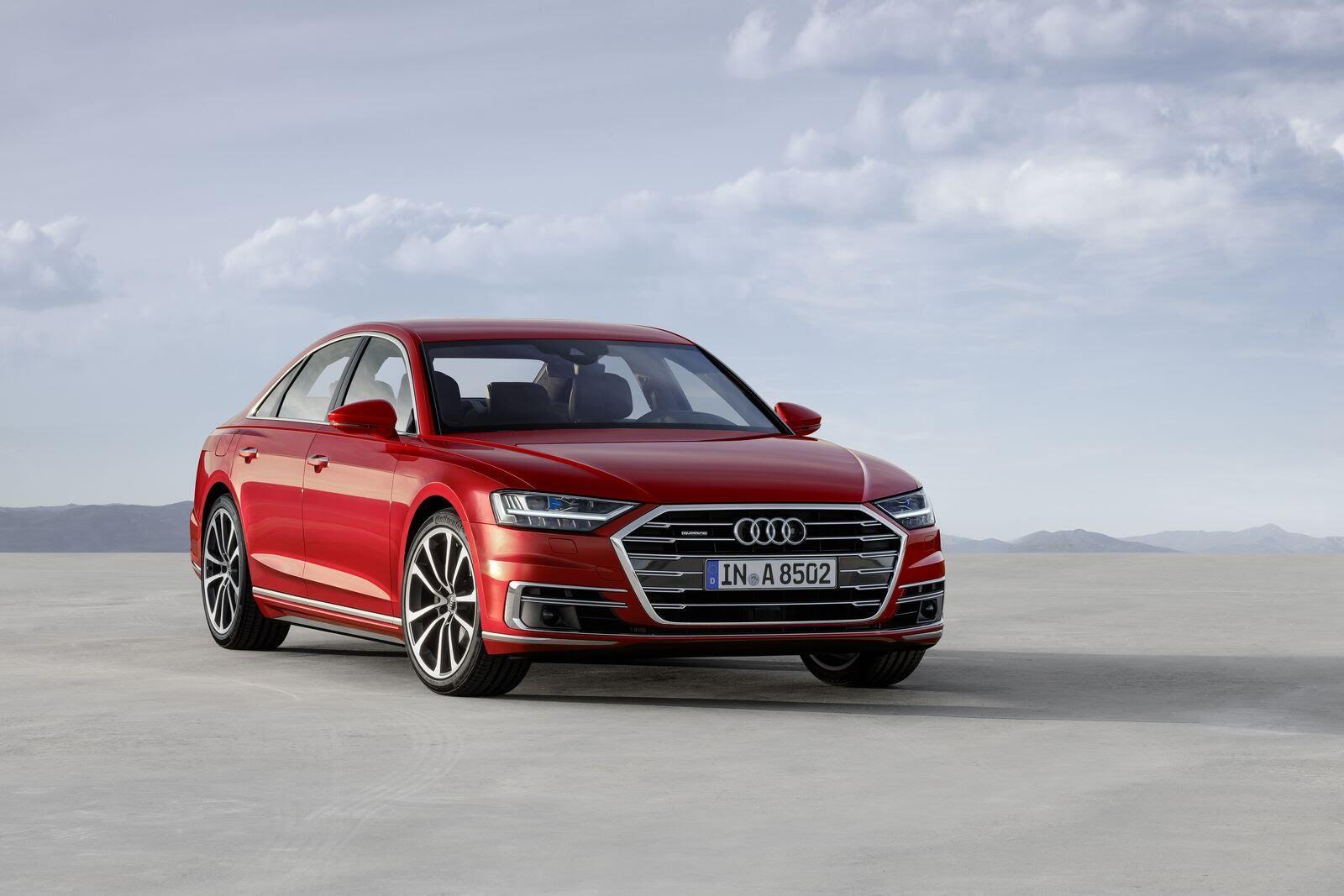 Audi A8 hoàn toàn mới chính thức ra mắt với đầy ắp công nghệ - Hình 23