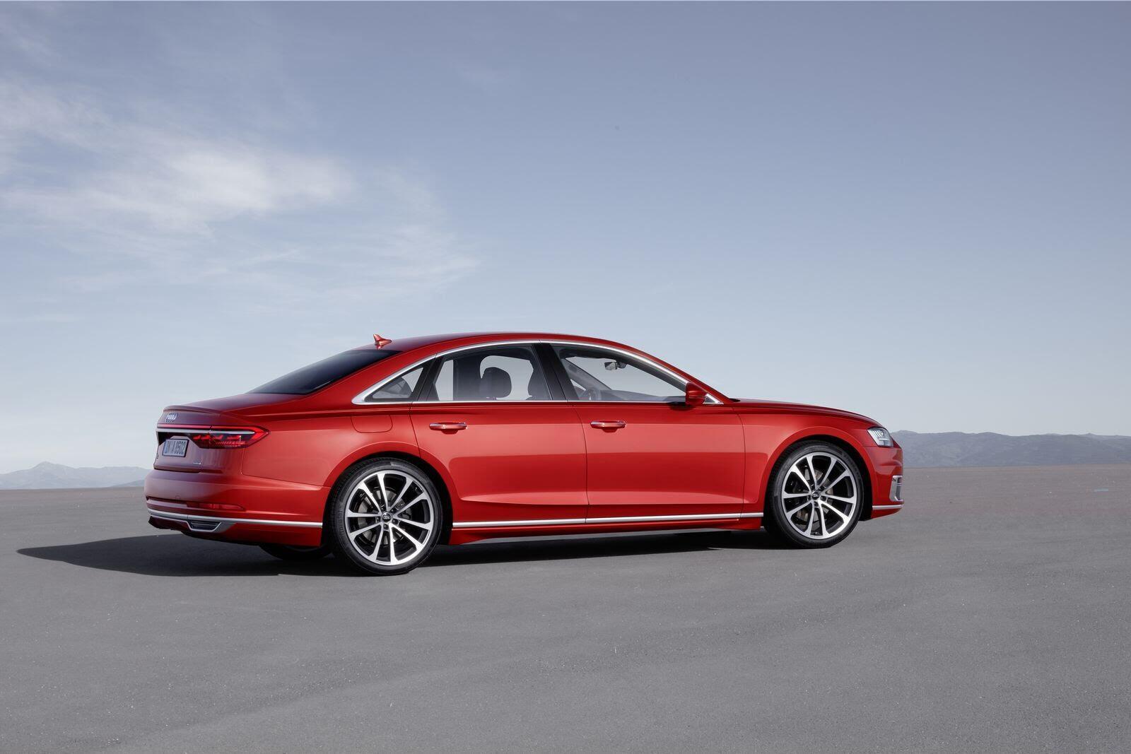Audi A8 hoàn toàn mới chính thức ra mắt với đầy ắp công nghệ - Hình 24