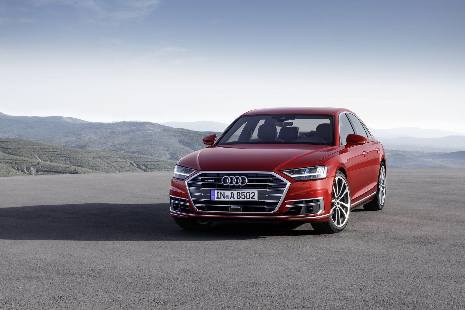 Audi A8 hoàn toàn mới chính thức ra mắt với đầy ắp công nghệ - Hình 25