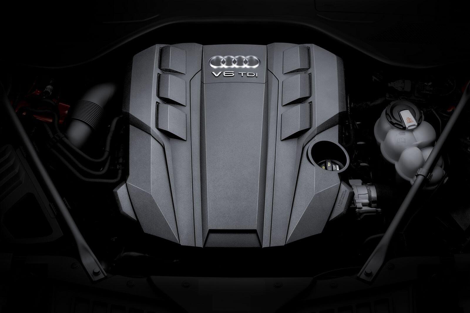 Audi A8 hoàn toàn mới chính thức ra mắt với đầy ắp công nghệ - Hình 28