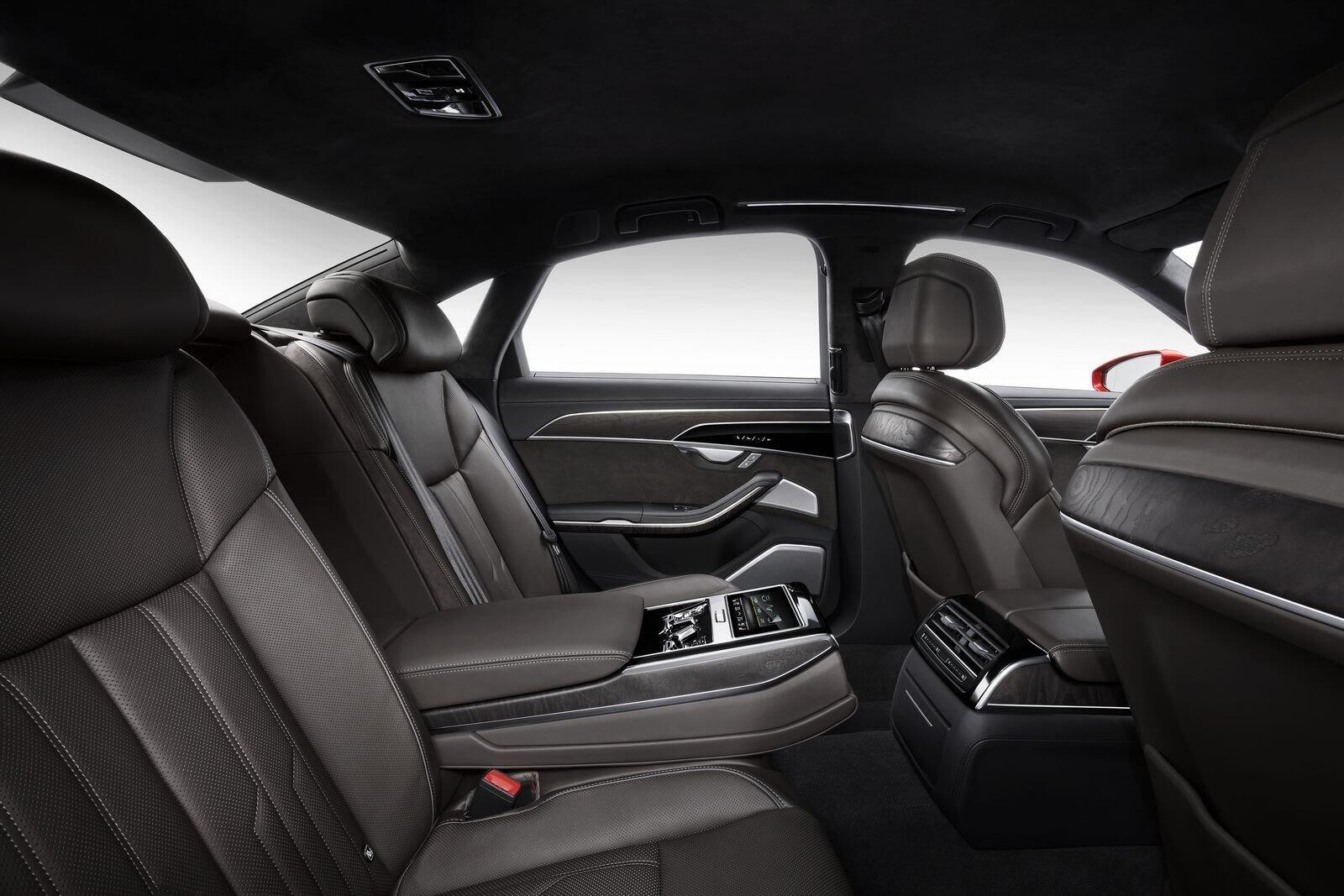 Audi A8 hoàn toàn mới chính thức ra mắt với đầy ắp công nghệ - Hình 30