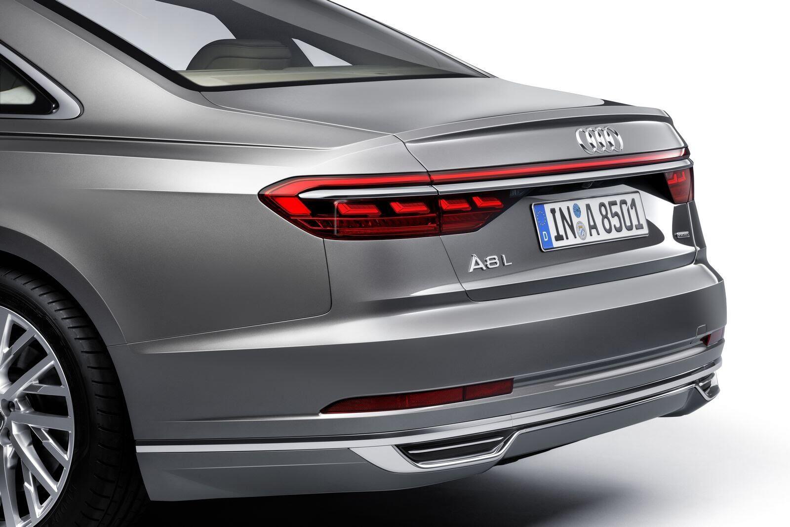 Audi A8 hoàn toàn mới chính thức ra mắt với đầy ắp công nghệ - Hình 37