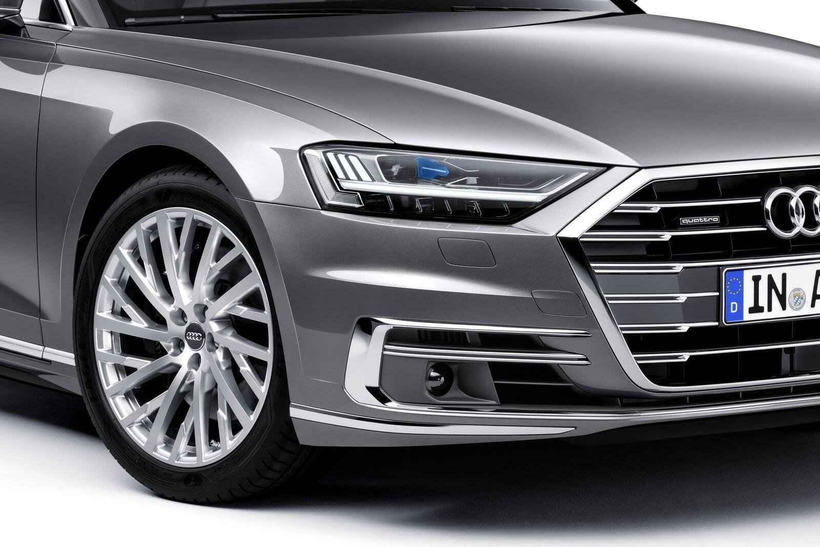 Audi A8 hoàn toàn mới chính thức ra mắt với đầy ắp công nghệ - Hình 38