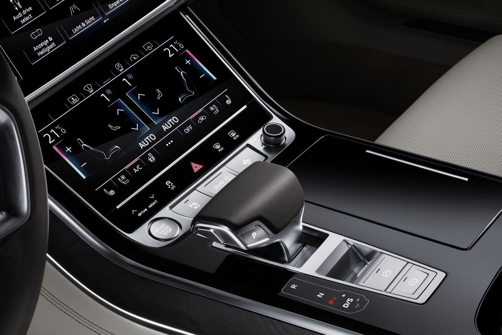 Audi A8 hoàn toàn mới chính thức ra mắt với đầy ắp công nghệ - Hình 41