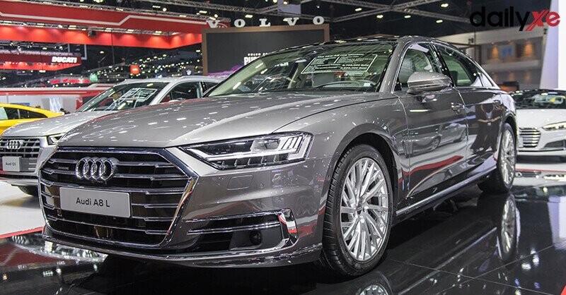 Tổng quan Audi A8
