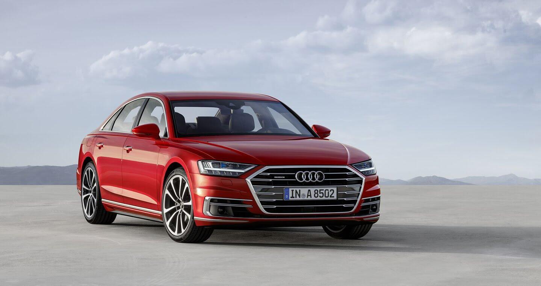 Audi A8 thế hệ mới chính thức trình làng với nhiều công nghệ mới - Hình 2