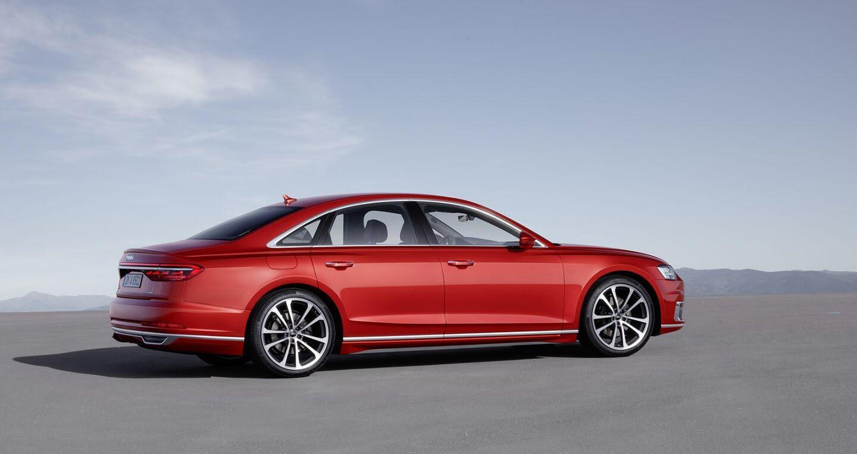 Audi A8 thế hệ mới chính thức trình làng với nhiều công nghệ mới - Hình 3