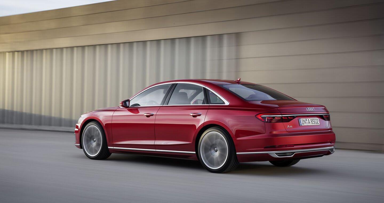 Audi A8 thế hệ mới chính thức trình làng với nhiều công nghệ mới - Hình 4