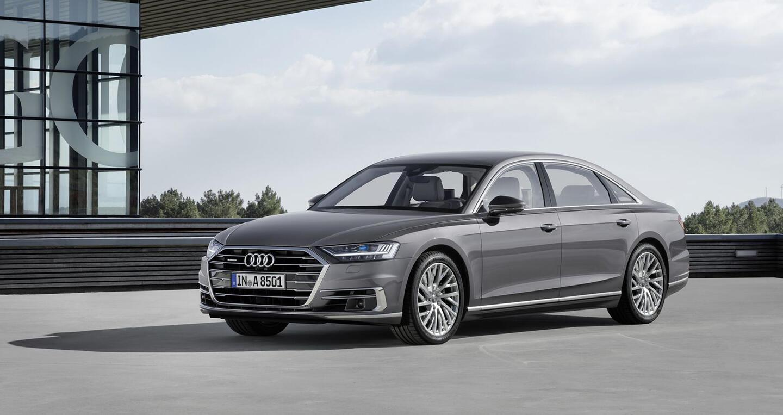 Audi A8 thế hệ mới chính thức trình làng với nhiều công nghệ mới - Hình 5