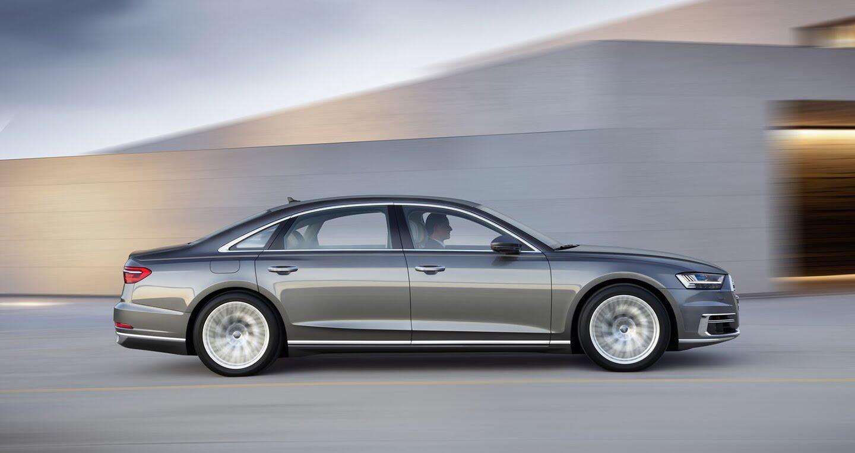 Audi A8 thế hệ mới chính thức trình làng với nhiều công nghệ mới - Hình 6