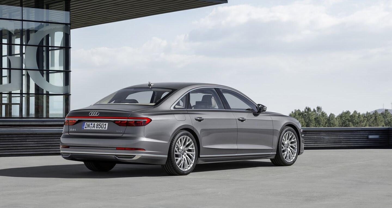 Audi A8 thế hệ mới chính thức trình làng với nhiều công nghệ mới - Hình 7