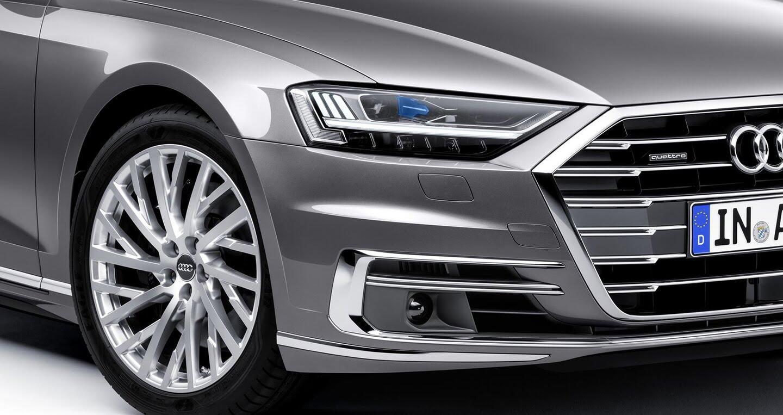 Audi A8 thế hệ mới chính thức trình làng với nhiều công nghệ mới - Hình 8