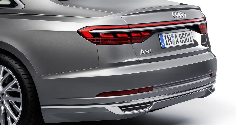 Audi A8 thế hệ mới chính thức trình làng với nhiều công nghệ mới - Hình 9