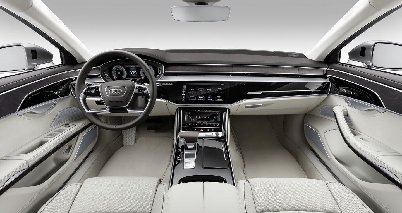 Audi A8 thế hệ mới chính thức trình làng với nhiều công nghệ mới - Hình 11