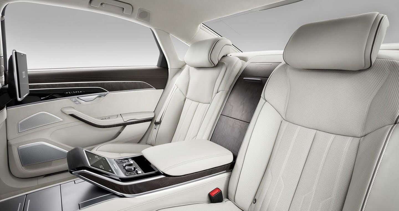 Audi A8 thế hệ mới chính thức trình làng với nhiều công nghệ mới - Hình 12