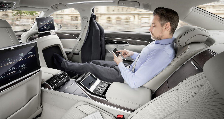 Audi A8 thế hệ mới chính thức trình làng với nhiều công nghệ mới - Hình 13