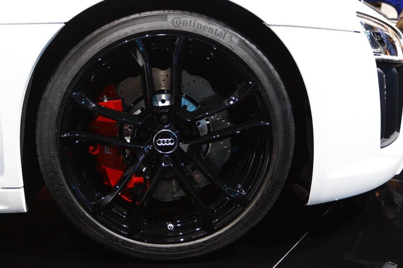 """Audi giới thiệu """"hàng hiếm"""" R8 V10 RWS - Hình 6"""