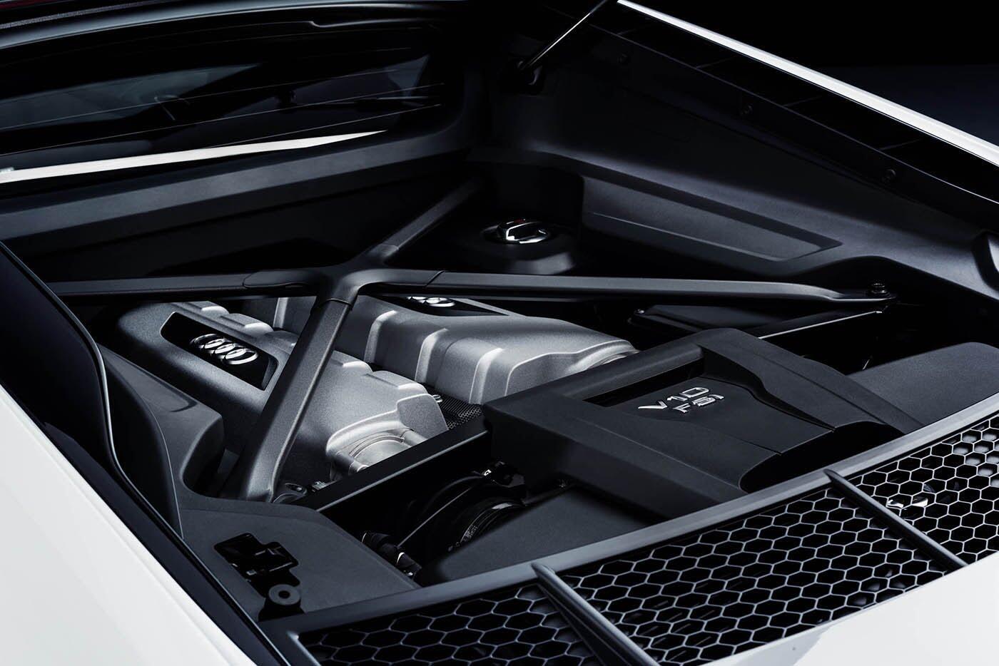 """Audi giới thiệu """"hàng hiếm"""" R8 V10 RWS - Hình 14"""
