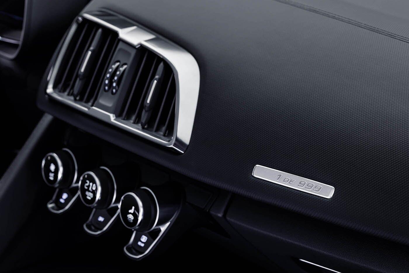 """Audi giới thiệu """"hàng hiếm"""" R8 V10 RWS - Hình 17"""