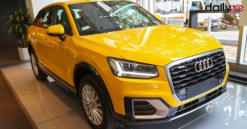 Tổng quan Audi Q2