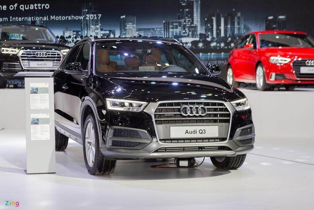 Audi Q3 bản đặc biệt ra mắt tại Việt Nam - Hình 1
