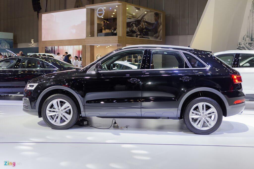 Audi Q3 bản đặc biệt ra mắt tại Việt Nam - Hình 2