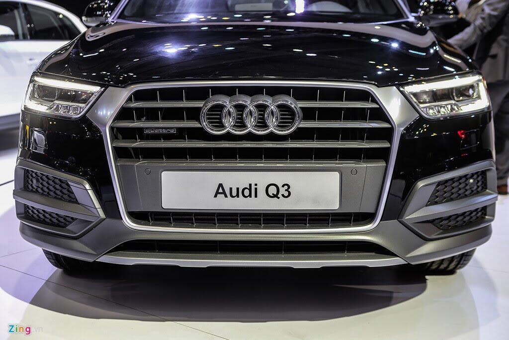 Audi Q3 bản đặc biệt ra mắt tại Việt Nam - Hình 3