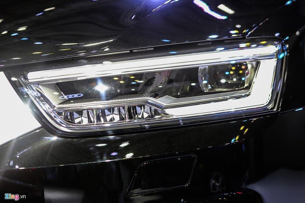 Audi Q3 bản đặc biệt ra mắt tại Việt Nam - Hình 4