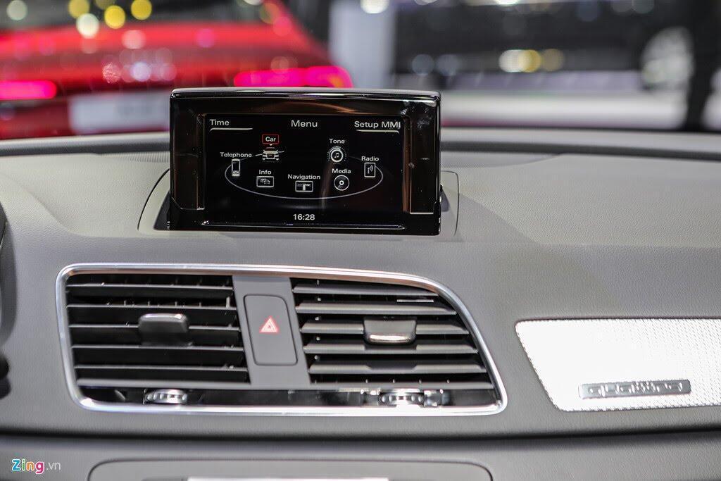 Audi Q3 bản đặc biệt ra mắt tại Việt Nam - Hình 6